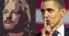 Obama Makes Incredible Admission About WikiLeaks in Final Press Conference    From: DC Clothesline