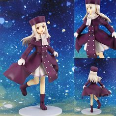 PVC Illyasviel von Einzbern from Fate/Stay Night UBW  Now available in stock from: http://www.figurecentral.com.au/products/pvc-illyasviel-von-einzbern-from-fate-stay-night-unlimited-blade-works-game-prize-figure-furyu-in-stock?variant=16740083073  #animefigure #illyasvielvoneinzbern #fatestaynight #furyu #figurecentral