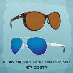 They're going fast! Get your limited edition Kenny Chesney Costas while you can!