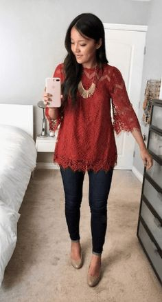 46 lovely early fall outfit ideas for your beautiful look my style pinteres Dressy Casual Outfits, Business Casual Outfits, Classy Outfits, Cute Outfits, Classy Casual, Dressy Jeans Outfit, Peplum Top Outfits, Comfy Work Outfit, Simple Work Outfits