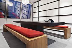 Paysafe office space interior design Sofia / Bulgaria by Cachè Atelier
