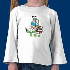 Children's ABC shirt