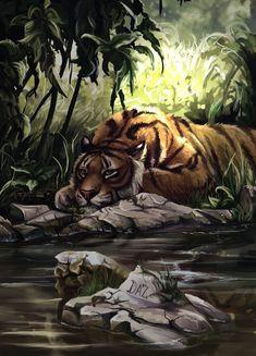 Tiger 2014 by SalamanDra-S on DeviantArt