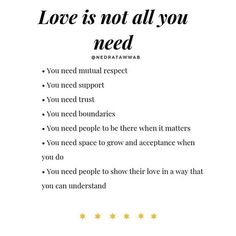 All this and more: love is a muscle; it's a capacity for empathy, compassion, courage, vulnerability, growth. Note To Self, Self Love, Affirmations, Motivacional Quotes, People Quotes, Love Is An Action, Mental And Emotional Health, Emotional Healing, Healthy Relationships
