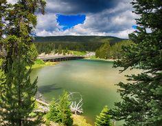 Fishing Bridge, Yellowstone National Park, Wyoming
