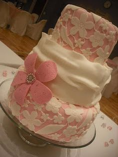 Girl Baby Shower Cake idea
