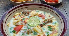 Resep Soto Betawi Enak Nikmat By Soto Betawi, Cheeseburger Chowder, Soup, Cooking, Cake, Recipes, Kitchen, Kuchen
