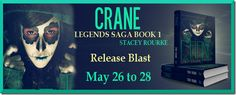 Becca Anne's Book Reviews: CRANE by STACEY ROURKE Release Blast & Giveaway
