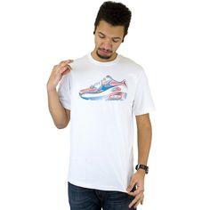 T-Shirt Nike Air Max white ★★★★★