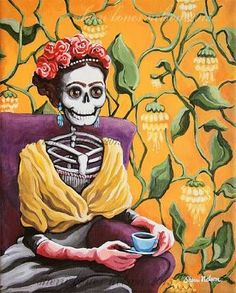 Image result for paintings of frida kahlo