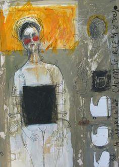 Polish Artist Malgorzata Lazarek aka Margaret Lazarek