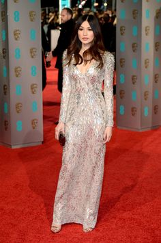 BAFTAs 2016: The Most Beautiful Dresses On The Red Carpet