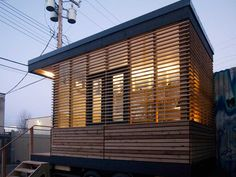 "This ""Thousand Crow"" Tiny House is The Best Use of 100 Square Feet We've Ever Seen."