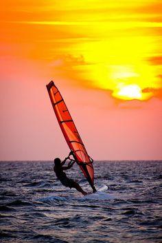Kurz windsurfingu