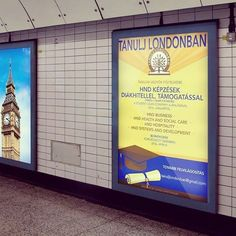 Flyer design for the TANULJ LONDONBAN company. www.s-z-design.com #flyer #design #graphicdesign #graphic #learn #study #london #hnd #bigben #tube
