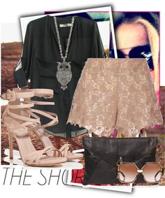 """""""The Shorts"""" by maadi ❤ liked on Polyvore"""