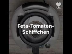 ThermoTasty - Thermomix® Rezepte Feta-Tomaten-Schiffchen