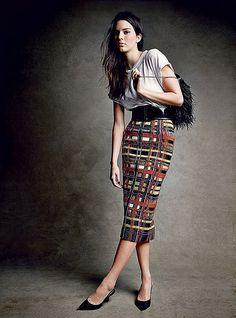 Kendall Jenner - Vogue December 2014
