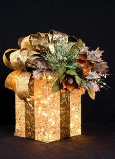 ELEGANT CHRISTMAS AND SPECIAL OCCASION DECORATIONS~no tutorial