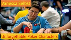 Nezapomenutelné Poker Znaky - Vanessa Selbst