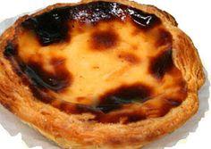 Portugal a sua Mesa: Pastéis de Nata