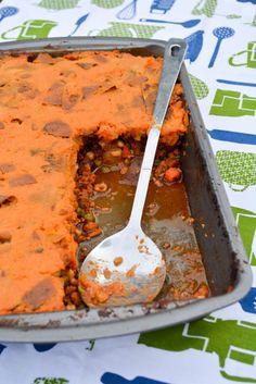 Sweet Potato Turkey Shepard's Pie-4
