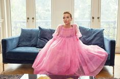 Created by Phoebe Waller-Bridge. With Jodie Comer, Sandra Oh, Fiona Shaw, Kim Bodnia. After a series of events, the lives of a security operative and an assassin become inextricably linked. Rachel Brosnahan, Elizabeth Gillies, Anna Wintour, Carrie Bradshaw, Vivienne Westwood, Pink Dress, Dress Up, Tulle Dress, Pink Tulle