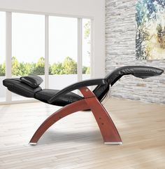 Designed for back pain relief and wellness   Perfect Chair® PC-420 Classic Manual Plus