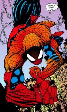 Spider-Man - Erik Larsen, Colors - Gregory Wright