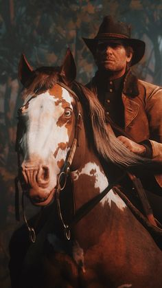 Dead Red Redemption 2, Star Citizen, Read Dead, Horse Wallpaper, Into The West, Illustration Art Drawing, Cultura Pop, Western Art, Horse Art