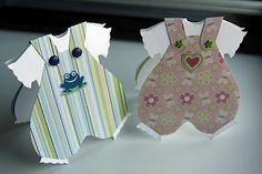Ravn Design: Babykort - tutorial