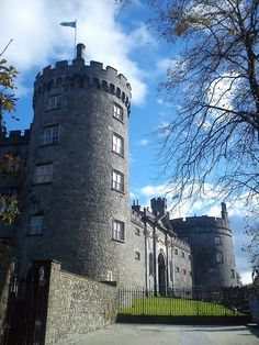Kilkenny Castle, #Ireland shared by www.Tinnakeenlyleathers.com Irish made crafts available on line #gifts #valentines