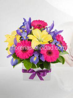 Sorprende a esa persona especial.  Flores a domicilio en México df. www.floreriasfelicidad.com