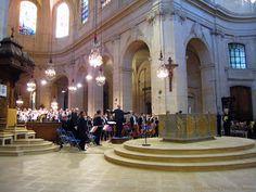 VersaillesDailyPhoto: concert in Saint-Louis cathedral, Versailles