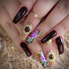 Manicures, Nails, Yuri, Nail Designs, Instagram, Beauty, Nails Inspiration, Nail Jewels, Nice Nails