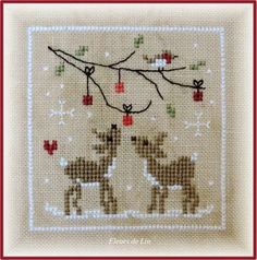 Thrilling Designing Your Own Cross Stitch Embroidery Patterns Ideas. Exhilarating Designing Your Own Cross Stitch Embroidery Patterns Ideas. Cross Stitch Christmas Ornaments, Xmas Cross Stitch, Cross Stitch Cards, Cross Stitch Animals, Cross Stitch Kits, Christmas Cross, Cross Stitch Designs, Cross Stitching, Cross Stitch Embroidery