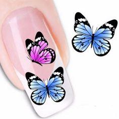Art Decals Nails Sticker Wraps