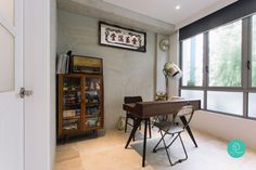 Ah gong's study room, anyone? Location: Yio Chu Kang