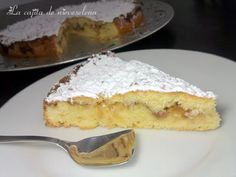 Pastel sueco de manzana y almendra Oven Recipes, Cake Recipes, Dessert Recipes, Cooking Recipes, Dessert Ideas, Moist Cakes, Sin Gluten, Sweet Recipes, Delicious Desserts