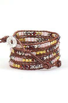 Euphoria Wrap Bracelet by Talulah Lee
