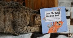 Wir lassen die Katze aus dem Sack Posts, Great Books, Book Presentation, Deutsch, Studying, Messages