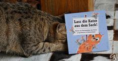 Wir lassen die Katze aus dem Sack Posts, Great Books, Book Presentation, Deutsch, Studying, Messages