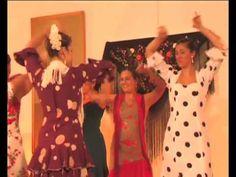 Aprende a bailar Sevillanas - Parte 9 - Gratis - Curso de Sevillanas completo - paso a paso - YouTube
