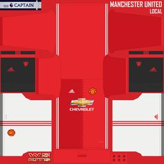 Premier League, Manchester United, Chevrolet, The Unit, Games, Man United