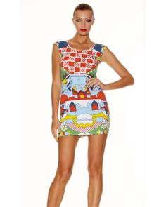 House of Wilde Your Mother Should Know Dress @BIRDMOTEL Store