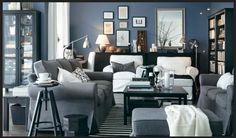 Best Ikea Living Rooms