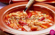 Φασολάδα σούπα | Dina Nikolaou