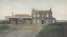 Pitsea Station c1910