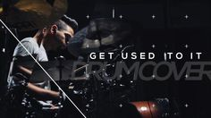 We could get used to Ernie's smashing drum covers! #‎JustinBieber #‎GetUsedToIt #‎Music
