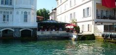 İstanbul 'un Güzelleri ; Salaş, Cazip Hem De Denize Nazır 5 Mekan